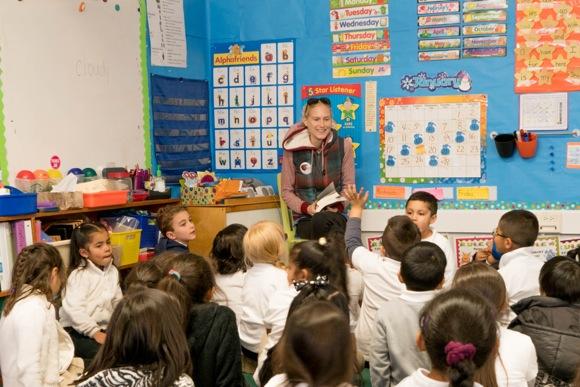 Lauren-in-classroom
