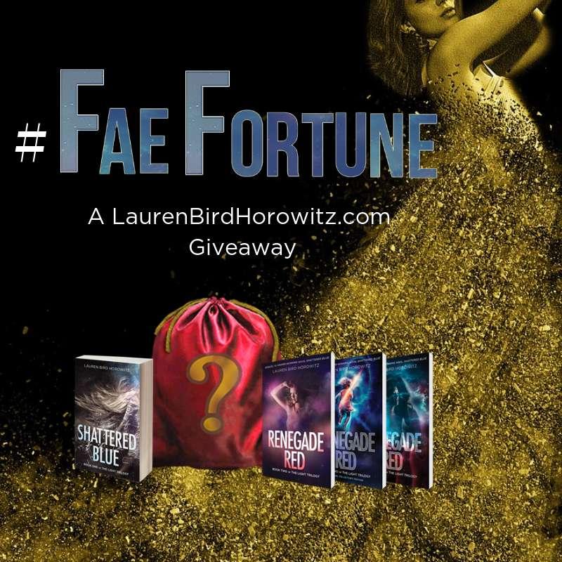 #FaeFortune Giveaway V2
