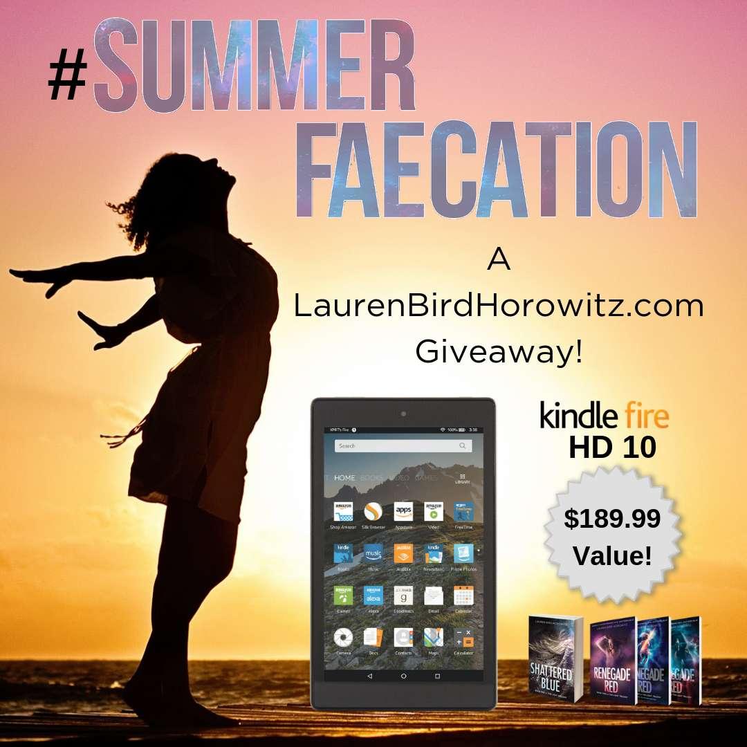 #SummerFaecation Giveaway V3