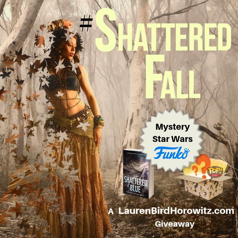 #ShatteredFall Giveaway V22